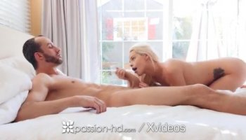 Fuck boi bangs Kimberly Moss Doggystyle with his big cock